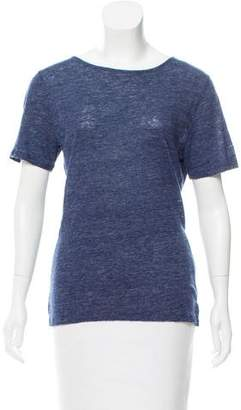 Hope Linen Short Sleeve Top w/ Tags
