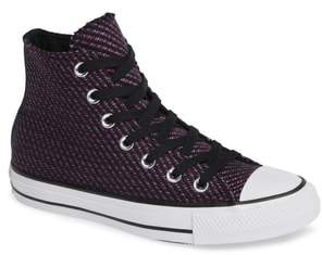 Converse Chuck Taylor(R) All Star(R) Winter Woven High Top Sneaker