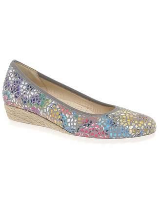 Gabor Epworth Womens Wedge Shoes