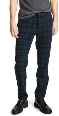 J.Crew J. Crew Ludlow Tartan Suit Pants