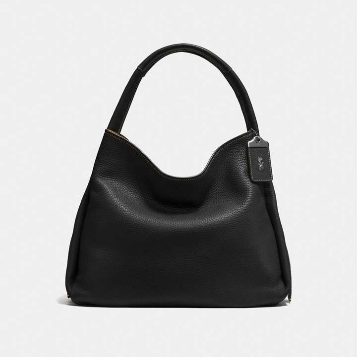 Coach New YorkCoach Bandit Hobo 39 - BLACK/BLACK COPPER - STYLE