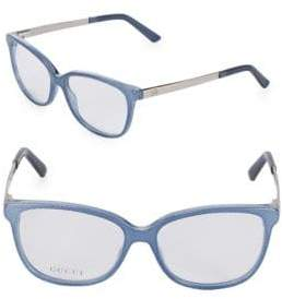 Gucci 54MM Square Optical Glasses
