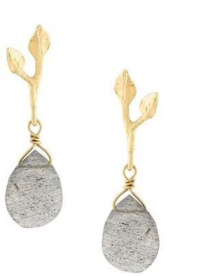 Wouters & Hendrix My Favourite labradorite earrings