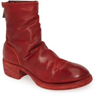 Guidi Back Zip Boot