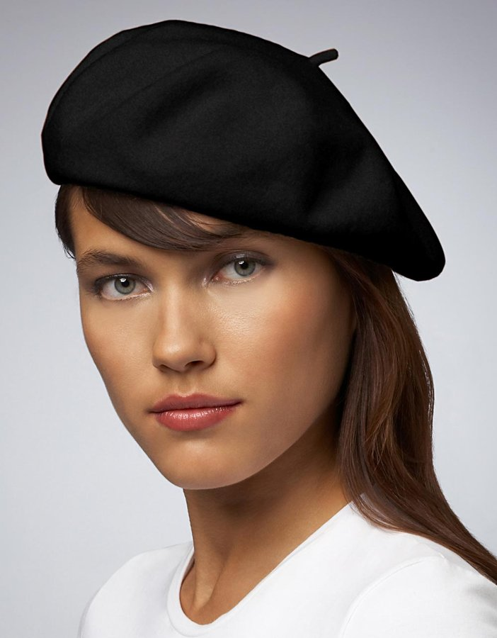 Lord & Taylor Oversized Beret