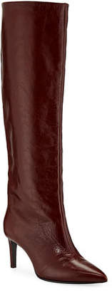 Rag & Bone Beha Calf Leather Knee Boots