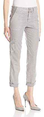 Level 99 Women's Stacey Relaxed Cargo Pant
