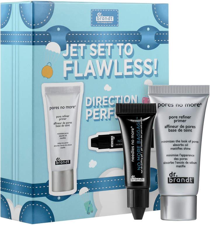 Dr. Brandt Skincare - Jet Set To Flawless Kit
