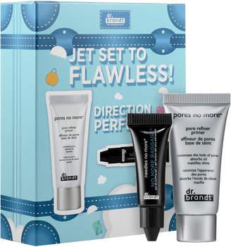 Dr. Brandt Skincare Jet Set To Flawless Kit