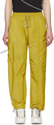 A-Cold-Wall* A Cold Wall* Yellow Diagonal Tie Lounge Pants