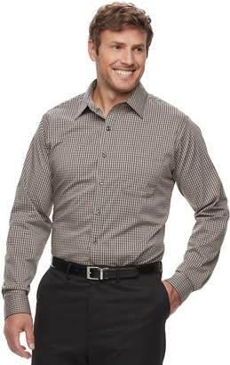 Van Heusen Big & Tall Traveler Classic-Fit Stretch No-Iron Button-Down Shirt