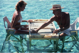 "Jonathan Adler Slim Aarons ""Keep Your Cool"" Photograph"