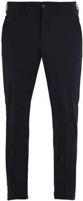 Prada Mid-rise slim-leg technical tailored trousers