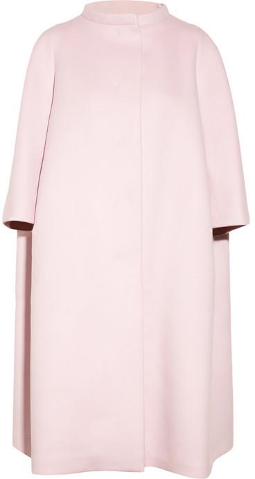 Jil Sander Marsiglia oversized wool coat