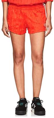 adidas by Alexander Wang Women's Crinkled Jersey Shorts