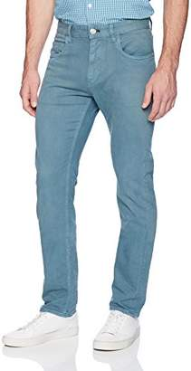 Robert Graham Men's Jacks Woven Denim Pant