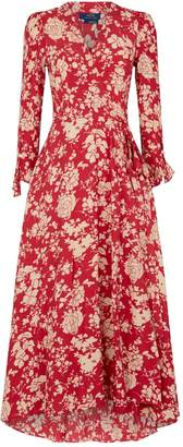 Polo Ralph Lauren Long Floral Dress
