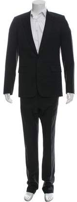 Christian Dior Pinstripe Two-Piece Suit