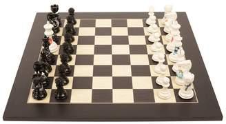 Purling Daniela Raytchev Chess Set