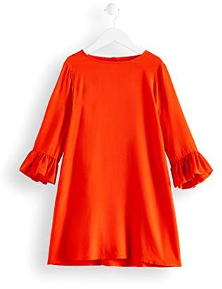 Red Wagon Girl's Bell Sleeve Dress