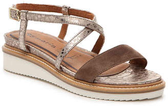Tamaris Eda Wedge Sandal - Women's