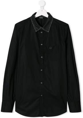 Diesel longsleeved buttoned up shirt