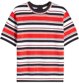 Marc Jacobs Striped T-Shirt with Cotton