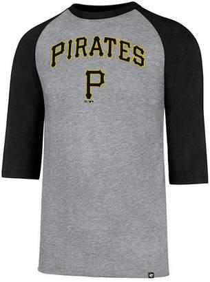 '47 Men's Pittsburgh Pirates Pregame Raglan T-shirt