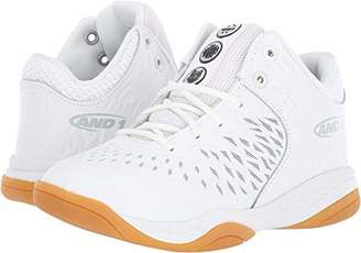 AND 1 AND1 Boys' Attack Mid Sneaker