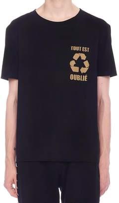 Faith Connexion Chest Print T-Shirt