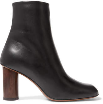 Neous - Spath Leather Ankle Boots - Black