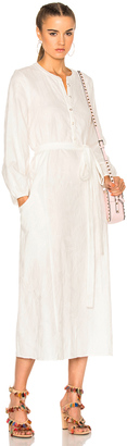 Mara Hoffman Peasant Dress $395 thestylecure.com