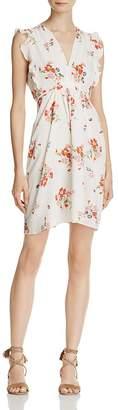 Rebecca Taylor Marguerite Textured Silk Dress $350 thestylecure.com