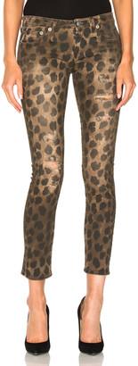R 13 Kate Skinny in Leopard | FWRD