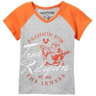 True Religion Fashion Sense Tee (Toddler & Little Girls)