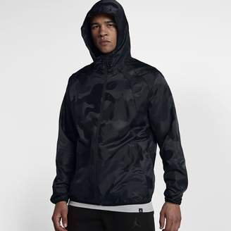 Jordan Sportswear Wings Camo Packable Windbreaker Men's Jacket