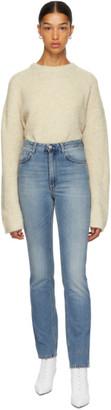 Totême Blue Standard Jeans
