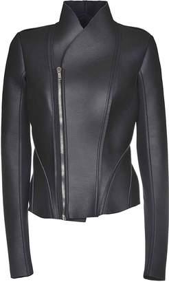 Rick Owens Lilies Paneled Jacket