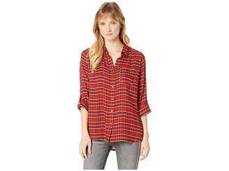 KUT from the Kloth Carine Long Sleeve Shirt