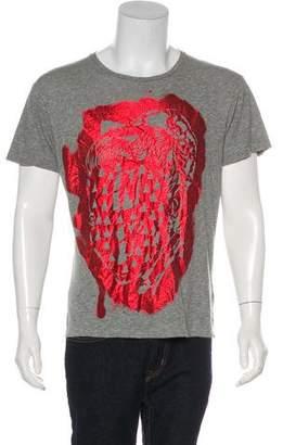 Marc Jacobs Printed Short Sleeve T-Shirt