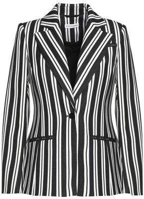 Altuzarra Striped Wool-Blend Blazer