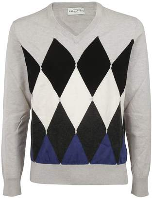 Ballantyne Diamond Pattern Pullover