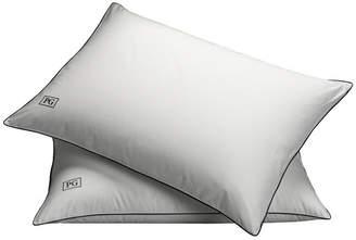 Pillow Guy White Down Side & Back Sleeper Overstuffed Pillow Certified Rds