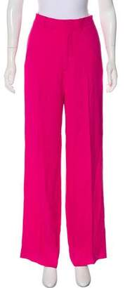 DSQUARED2 High-Rise Wide-Leg Pants
