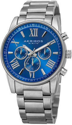 Akribos XXIV Akribox Xxiv Women's Stainless Steel Watch