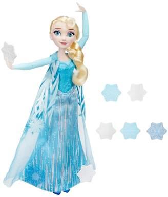 Kohl's Disney's Frozen Snow Powers Elsa Doll