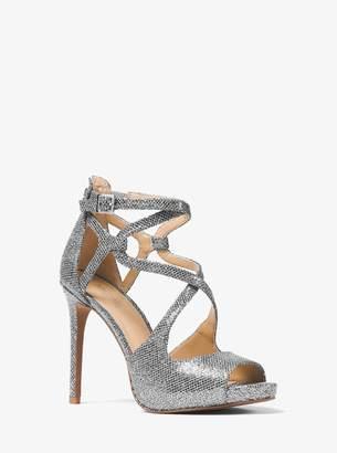 MICHAEL Michael Kors Catia Chain-Mesh Sandal