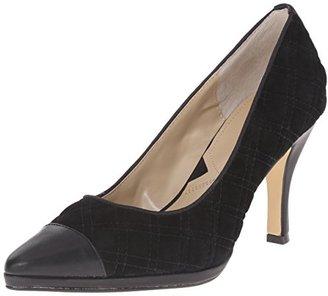 Adrienne Vittadini Footwear Women's Jantine Platform Pump $38.81 thestylecure.com