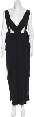 No.21 No. 21 Sleeveless Maxi Dress