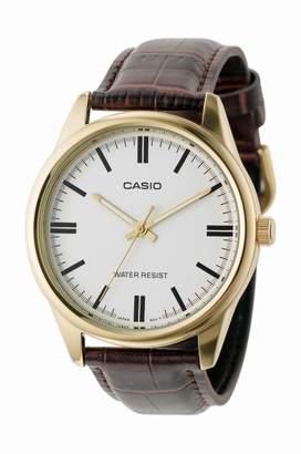 Casio (カシオ) - voga inc. CASIO MTP-V005GL アナログ(C)FDB